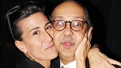 George C. Wolfe Gets Mr. Abbott Award – Jeanine Tesori – George C. Wolfe