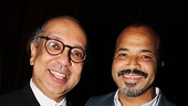 George C. Wolfe Gets Mr. Abbott Award  Jeffrey Wright