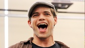 <i>Bonnie & Clyde</i> meet and greet – Jeremy Jordan