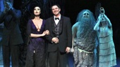 The cast of The Addams Family.