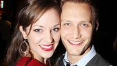 &lt;i&gt;Man and Boy&lt;/i&gt; opening  Laura Osnes  Nathan Johnson 