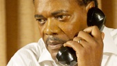 Samuel L. Jackson as Martin Luther King Jr. in The Mountaintop.