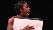 Show Photos - Godspell - Uzo Aduba