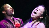 Show Photos - Godspell - Telly Leung - Wallace Smith - Lindsay Mendez