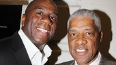 Mountaintop opens - Magic Johnson - Julius Erving