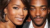 Broadway veteran Anthony Mackie is among Angela Bassett's many well-wishers.