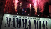 Mamma Mia Tenth Anniversary  fireworks