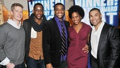 Memphis Second Broadway Anniversary – Jamison Scott – Darius Barnes – Antoine L. Smith – Dan'yelle Williamson – Sam J. Cahn