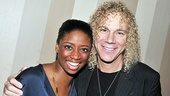 Memphis Second Broadway Anniversary  Montego Glover  David Bryan