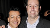 Memphis Second Broadway Anniversary  Sergio Trujillo  Christopher Ashley