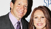<i>Relatively Speaking</i> Opening Night -  Steve Guttenberg – Marlo Thomas