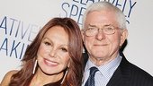 &lt;i&gt;Relatively Speaking&lt;/i&gt; Opening Night -  Marlo Thomas  Phil Donohue