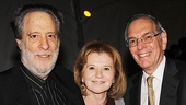 <i>Relatively Speaking</i> Opening Night -  Julian Schlossberg – Letty Aronson – Roy Furman
