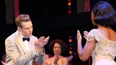 Adam Pascal First Memphis Performance  Adam Pascal  Montego Glover (clap)