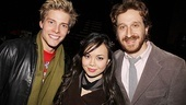 Godspell reunion  Hunter Parrish  Anna Maria Perez de Tagle  Daniel Goldstein 