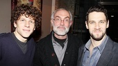 Asuncion opening - Jesse Eisenberg - David Van Asselt