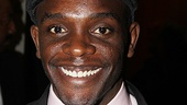 Other Desert Cities Broadway Opening Night  Chris Chalk
