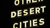 Other Desert Cities Broadway Opening Night  marquee