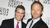 Other Desert Cities Broadway Opening Night  Andy Cohen  John Benjamin Hickey