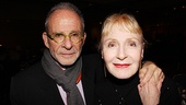 Other Desert Cities Broadway Opening Night  Ron Rifkin  wife Iva