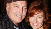 Other Desert Cities Broadway Opening Night  Stacy Keach  Malgosia Tomassi