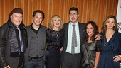 Other Desert Cities Broadway Opening Night  Stacy Keach  Thomas Sadoski  Judith Light  Jon Robin Baitz  Stockard Channing  Rachel Griffiths