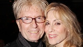 Judith Light is almost unrecognizable onstage as alcoholic sister-in-law Silda, thanks to the magic of Paul Huntleys wig. 