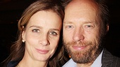 Other Desert Cities Broadway Opening Night  Rachel Griffiths  Andrew Taylor