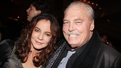 Stockard Channing and Stacy Keach are perfectly in tune as power couple Polly and Lyman Wyeth. 
