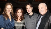 Other Desert Cities Broadway Opening Night  Rachel Griffiths  Stockard Channing  Thomas Sadoski  Stacy Keach
