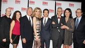 Venus in Fur Broadway Opening Night  Jon B. Platt  Jessica Jenen  Walter Bobbie  Nina Arianda  Hugh Dancy  David Ives  Lynne Meadow  Barry Grove