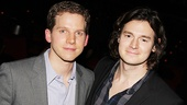 Venus in Fur Broadway Opening Night  Stark Sands  Benjamin Walker