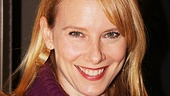 Venus in Fur Broadway Opening Night  Amy Ryan