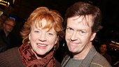 Venus in Fur Broadway Opening Night  Becky Ann Baker  Dylan Baker