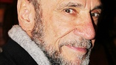 Venus in Fur Broadway Opening Night  F. Murray Abraham