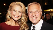 Venus in Fur Broadway Opening Night  Christie Brinkley  Walter Bobbie