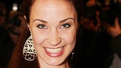 Venus in Fur Broadway Opening Night  Sierra Boggess
