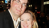 Venus in Fur Broadway Opening Night  Scott Landis  Kathleen Marshall