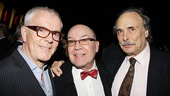 Venus in Fur Broadway Opening Night  John Barrett  Jack OBrien  Arthur Kopit