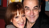 After all these years, LuPone and Patinkin are still Broadway babies! We cant wait to hear them raise their voices in An Evening With Patti LuPone and Mandy Patinkin. 