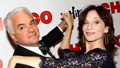 Chicago 15th Broadway Anniversary – John O'Hurley – Marilu Henner