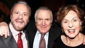 Chicago 15th Broadway Anniversary  Barry Weissler  John Kander  Fran Weissler