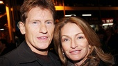 Seminar Opening Night  Denis Leary  wife Ann Lembeck Leary
