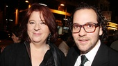 Seminar Opening Night  Theresa Rebeck  Sam Gold