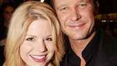 Seminar Opening Night  Megan Hilty  Will Chase