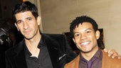 Seminar Opening Night  Raza Jaffrey  Jaime Cepero