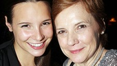 Seminar Opening Night – Tara Rubin – daughter