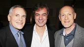 Seminar Opening Night  Craig Zadan  John Gore  Neil Meron