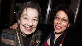 An Evening With Patti and Mandy Opening Night – Betty Jacobs – daughter