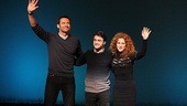 2011 <i>Gypsy of the Year</i> - Hugh Jackman – Daniel Radcliffe – Bernadette Peters